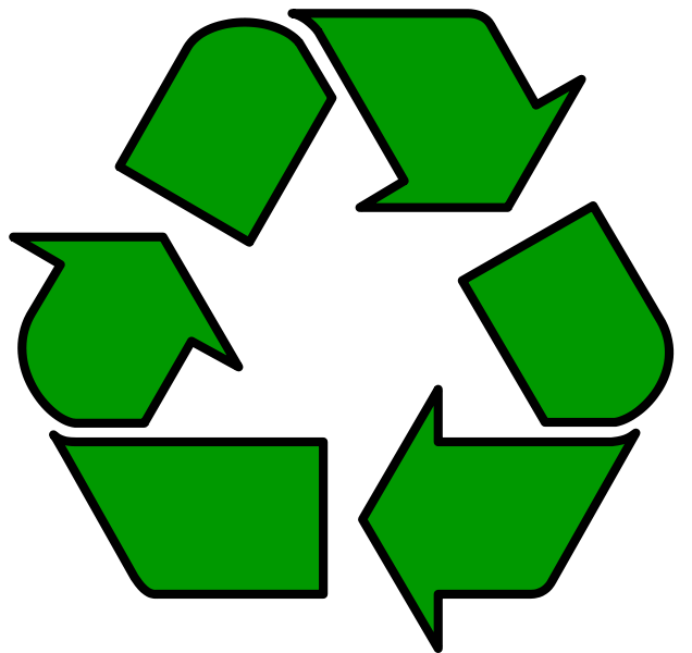 Waste reduction recycling green. Environment clipart environmental sanitation