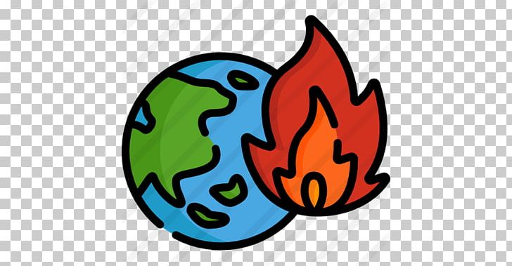 Climate change computer icons. Environment clipart global warming