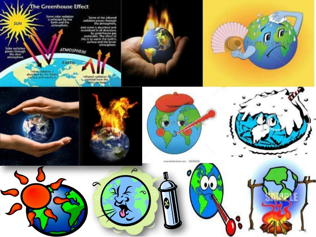 Atmospheric effects that lead. Environment clipart greenhouse effect