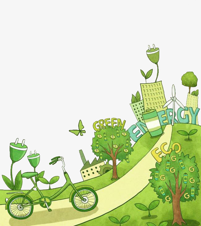 Station . Environment clipart healthy environment