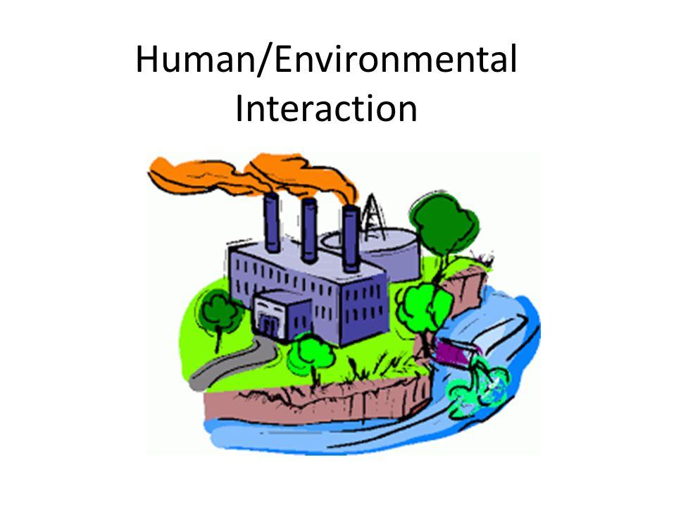 Environment clipart human environment. Environmental interaction