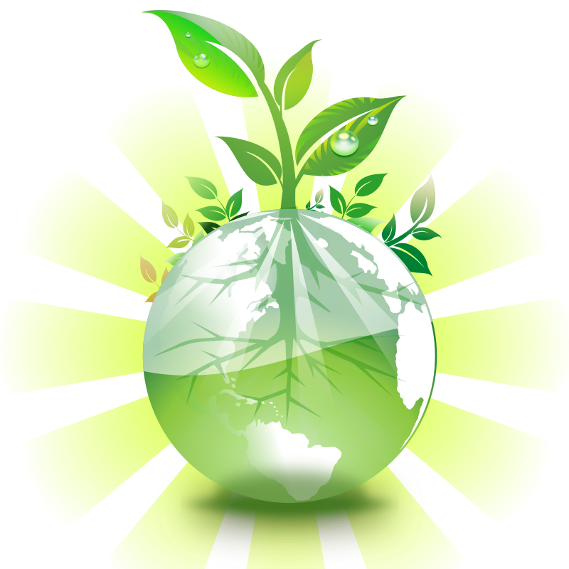 Environment clipart ideal environment. Green earth medium image