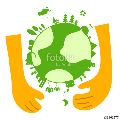 Environment clipart love environment. Our earth save stock