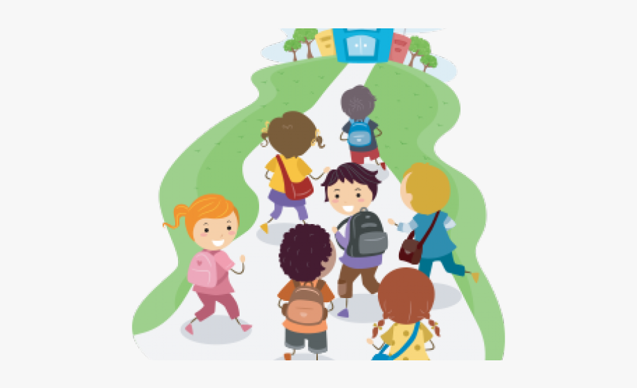 Go to school . Environment clipart physical environment