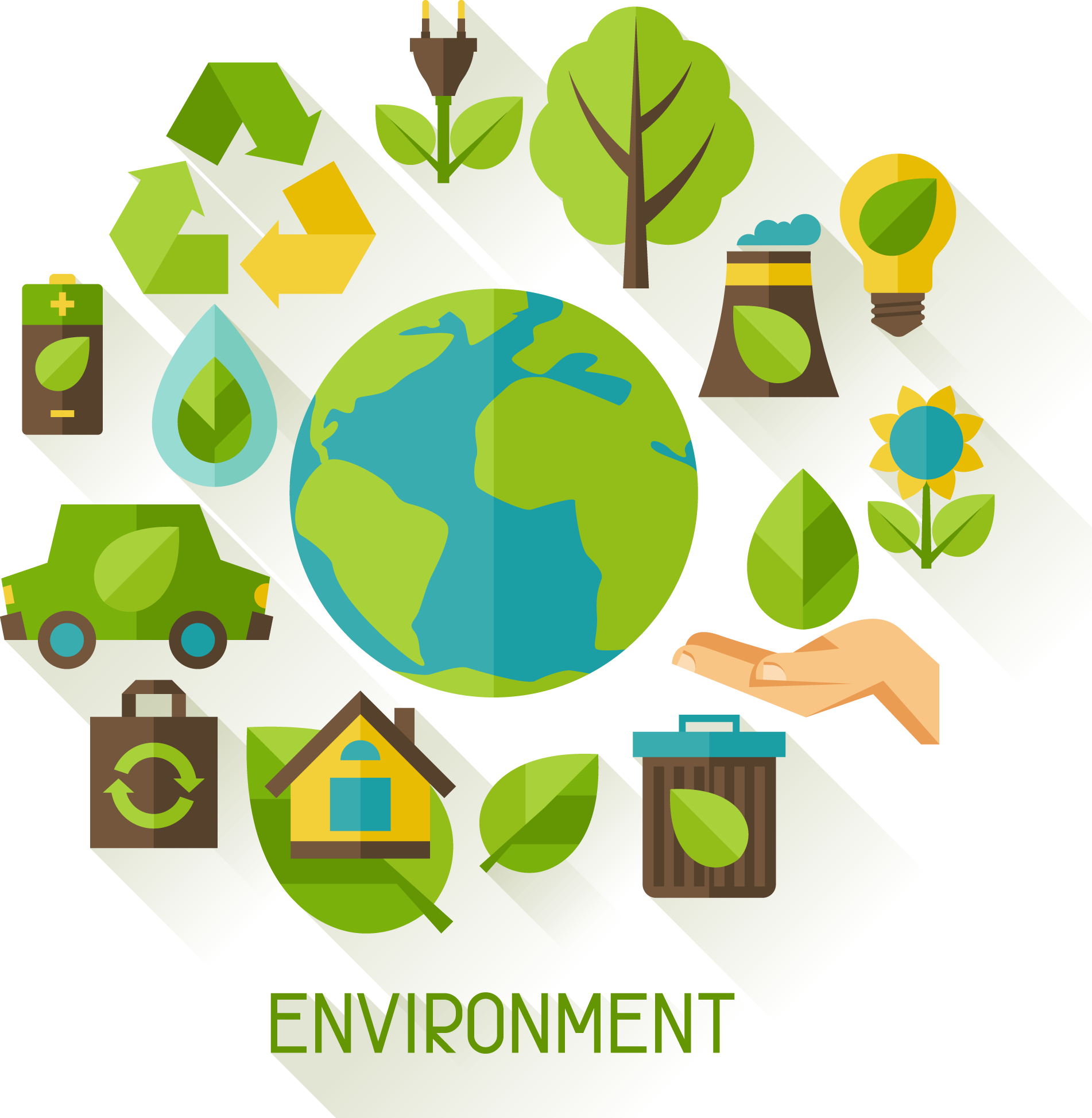 Environment clipart pollution free environment. Ecology illustration calls for