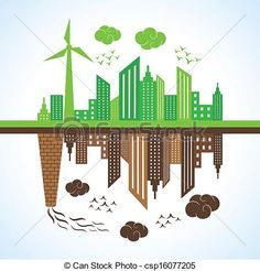 Environment clipart pollution free environment.  best images in