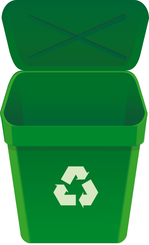 Environment clipart recycling. Recycle can i royalty