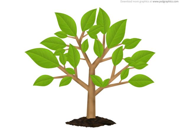 Environment clipart short tree. Green symbol psd over