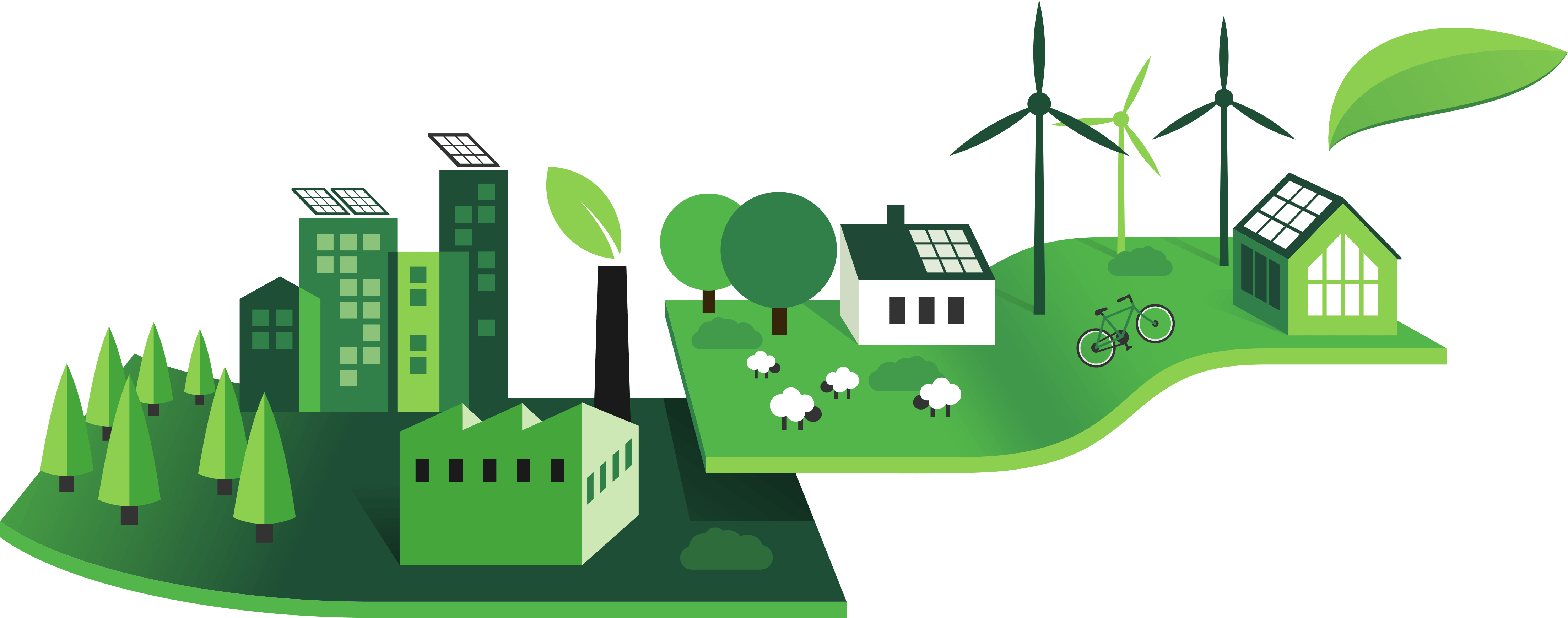 Working towards green investors. Environment clipart sustainable
