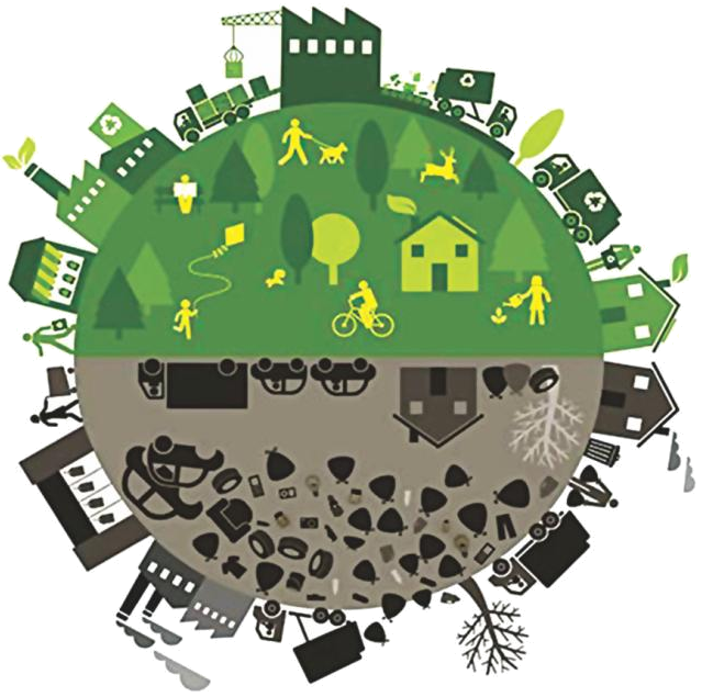 Engineering the future . Environment clipart sustainable development