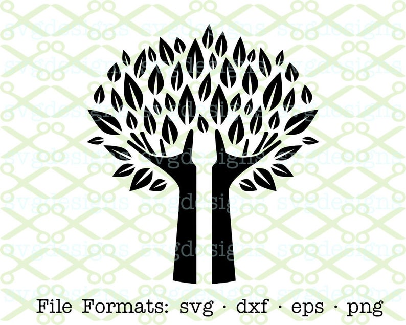 Tree dxf eps png. Environment clipart svg