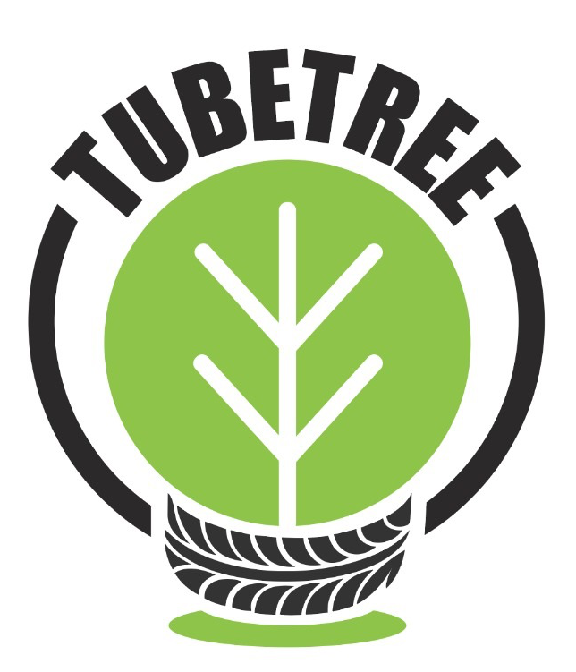 Environment clipart upcycling. Tubetree upcycled tyre tubes