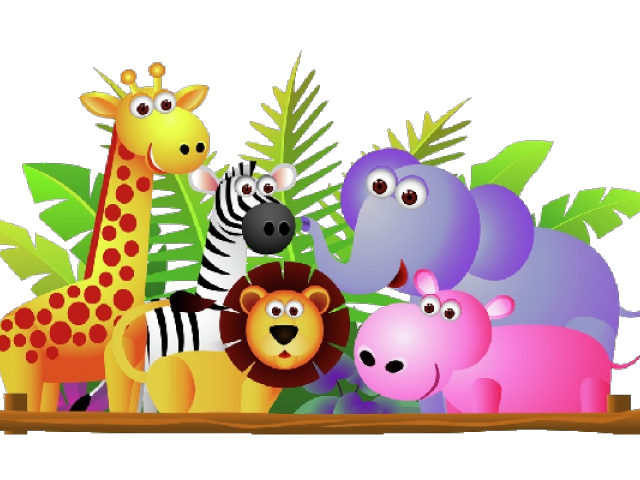 huge freebie download. Picture clipart zoo