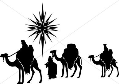 Image graphic . Nativity clipart epiphany