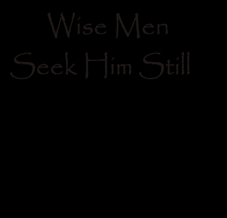manger clipart wisemen
