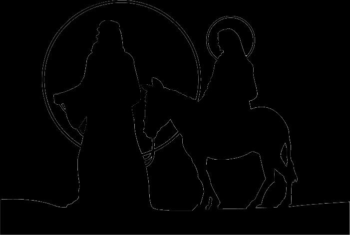 Epiphany clipart silhouette. Christmas pinterest silhouettes cricut