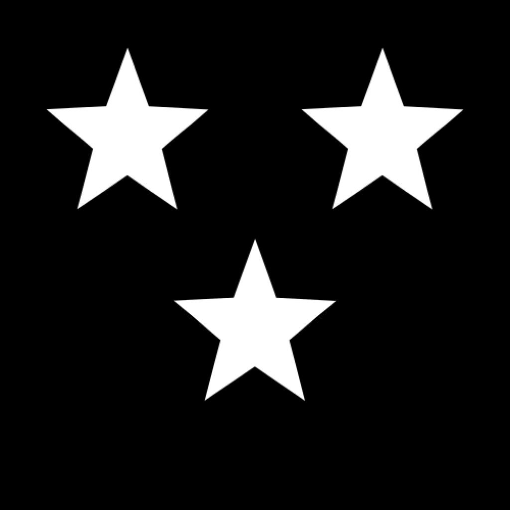 Black and white superhero. Epiphany clipart star