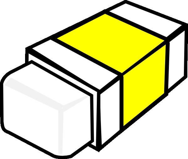 Eraser clipart. Clip art at clker