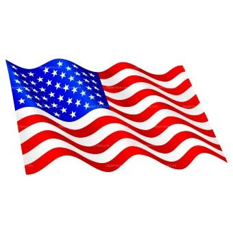 Usa clipart flagclipart. American flag free day