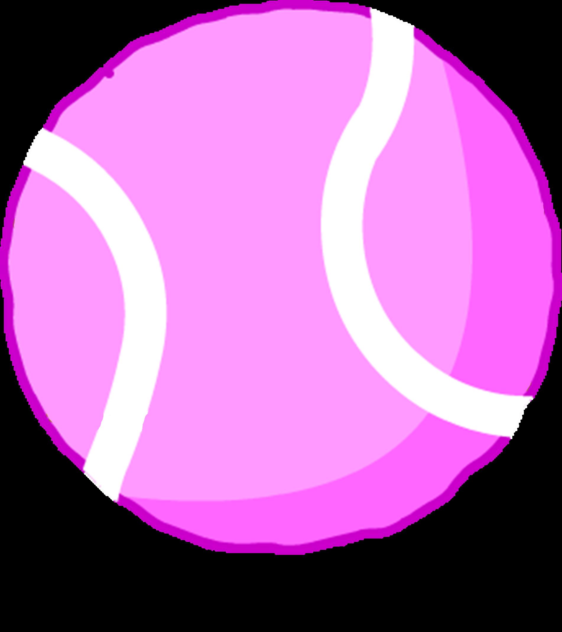 Eraser clipart big pink. Image tennis ball asset