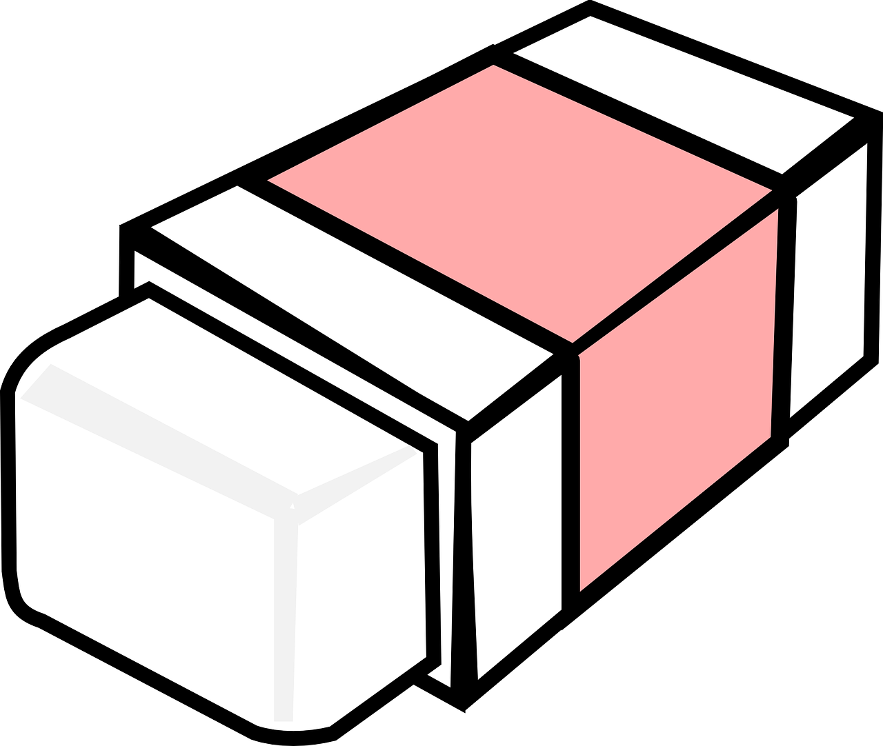 Hd free unlimited download. Eraser clipart big pink