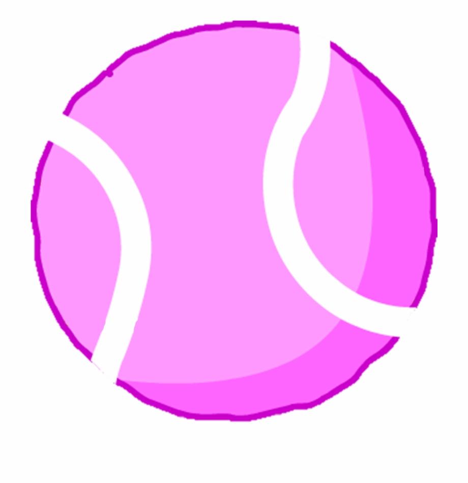 Tennis ball transparent clip. Eraser clipart big pink