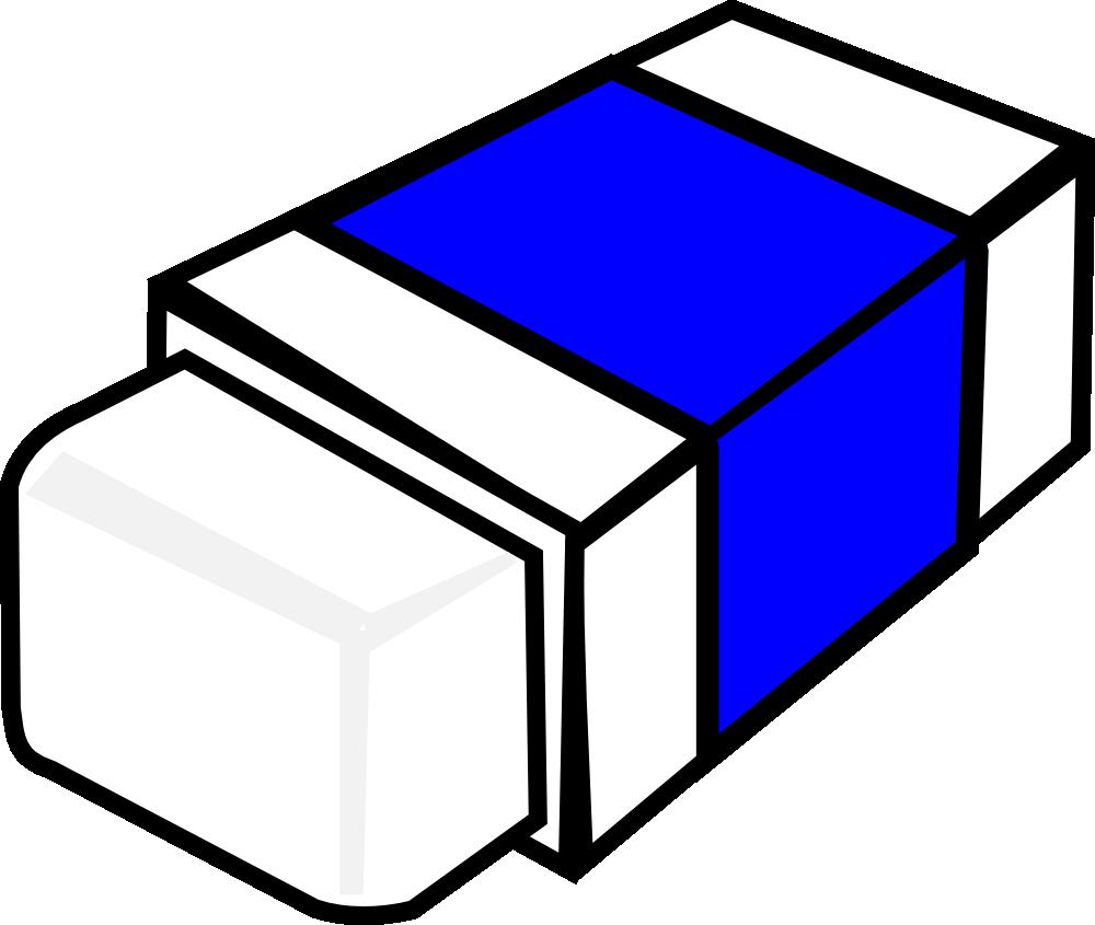 Eraser clipart blue. Onlinelabels clip art details