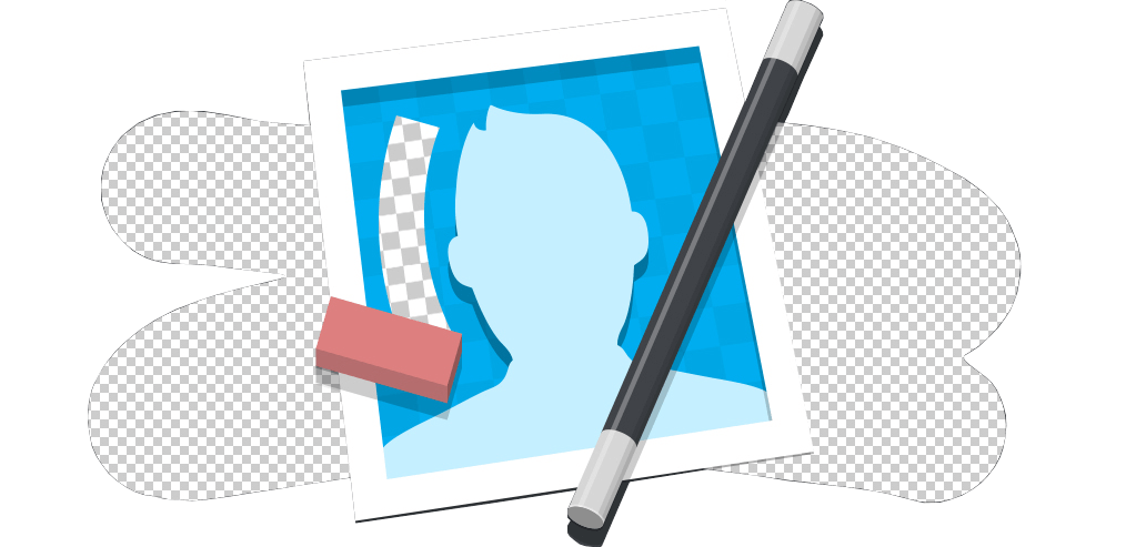 Background . Eraser clipart blue