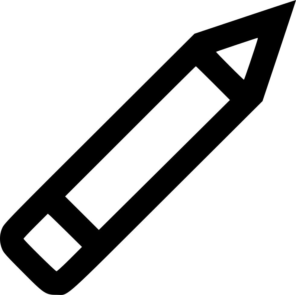 Eraser clipart eraser tool. Edit path draw pencil