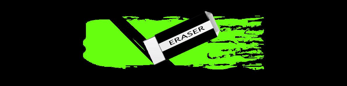 Favorite subject jillmarie supernatural. Eraser clipart expo