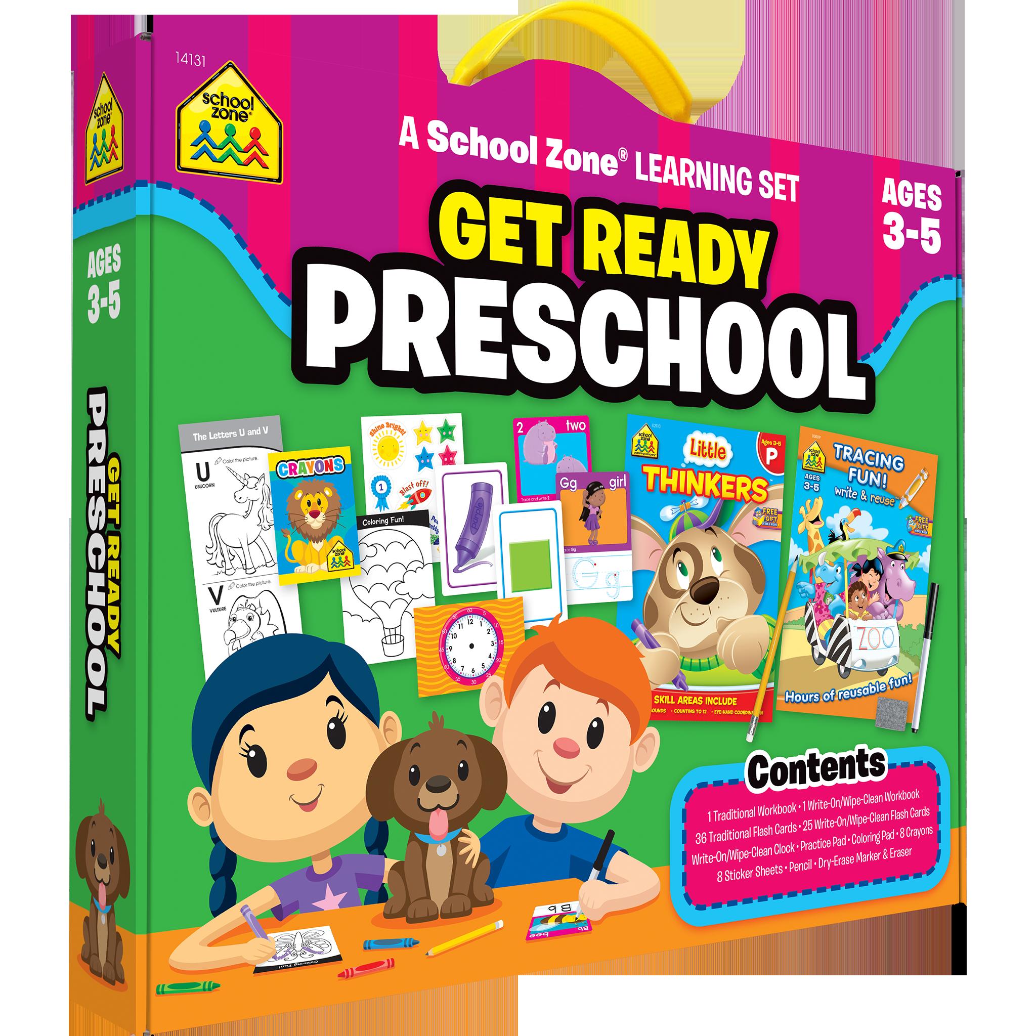 Get ready preschool learning. Eraser clipart fun