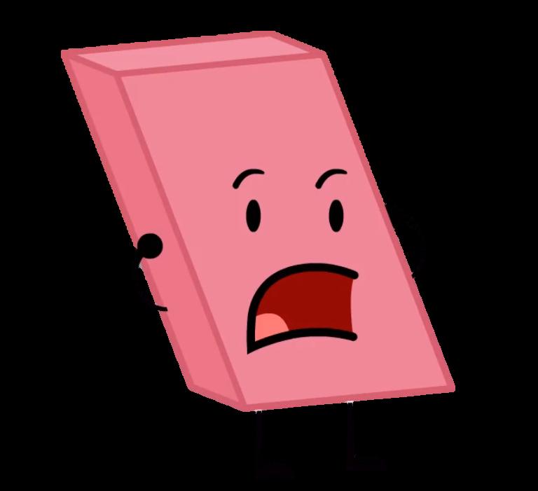 Eraser clipart horizontal. Image surprised png battle