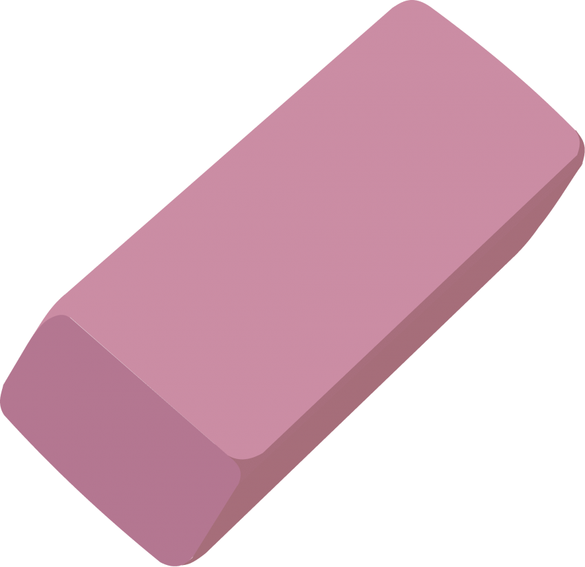 Png free images toppng. Eraser clipart object