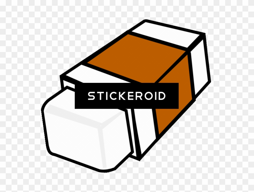 Objects pinclipart . Eraser clipart object