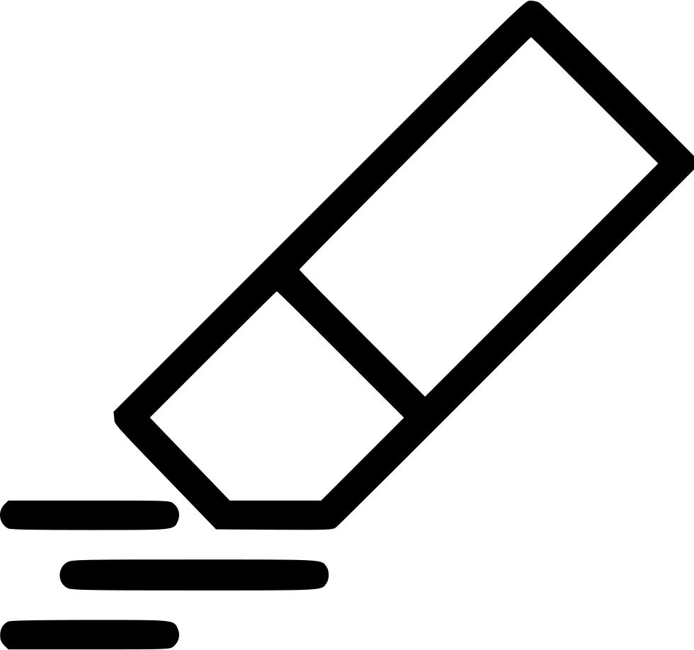 Svg frames illustrations hd. Eraser clipart pembaris