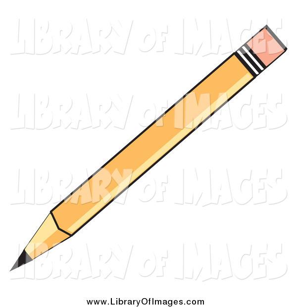 Clip art of a. Eraser clipart pencil tip