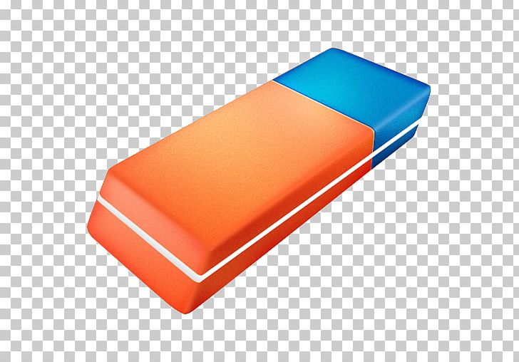 Orange rectangle png chalkboard. Eraser clipart rectangular
