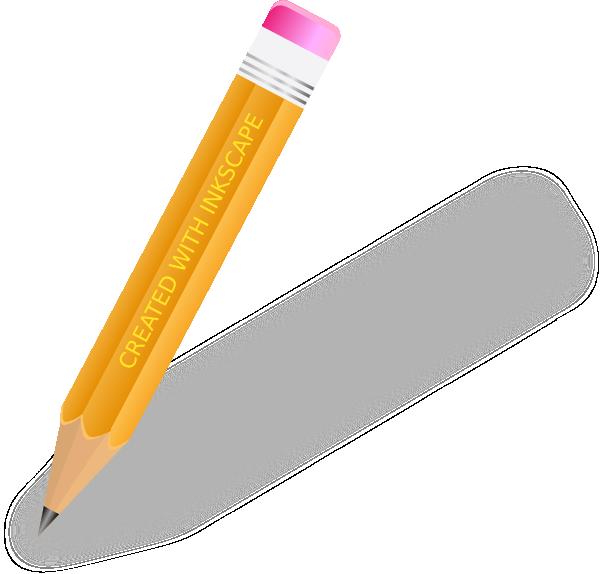 Journal clipart ballpen. Pencil clip art at