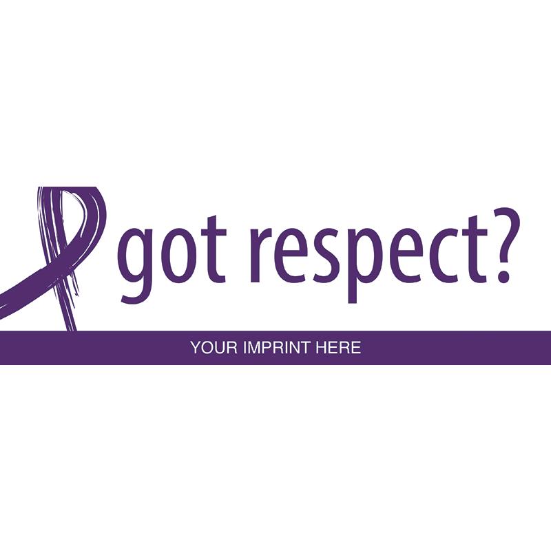 Domestic awareness bumper stickers. Fighting clipart media violence