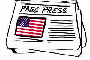 Freedom clipart press. Of station