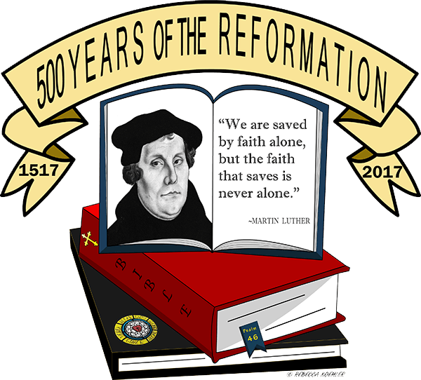 Martin luther th anniversary. Essay clipart history