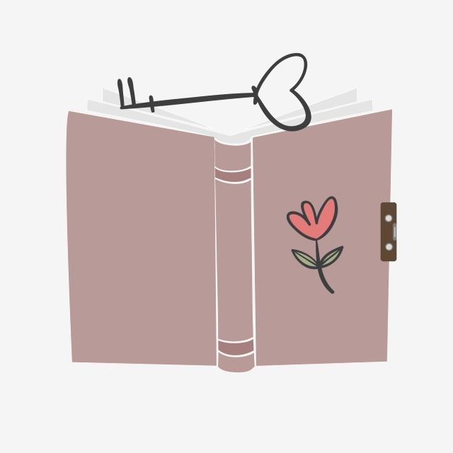 Essay clipart prose. Cartoon book illustration key