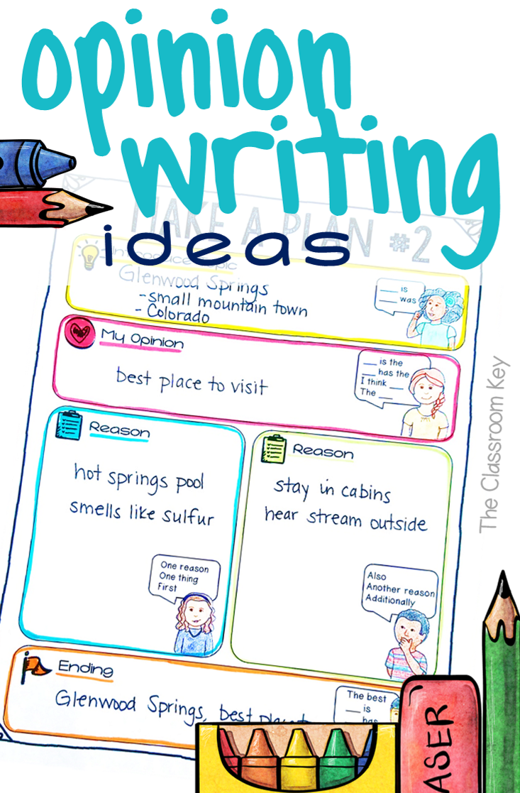 Get students excited about. Writer clipart opinion writing