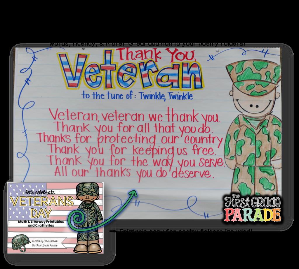 Celebrating veteran s day. Essay clipart sentence fluency