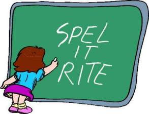 Essay clipart spell check. A spelling strategy look