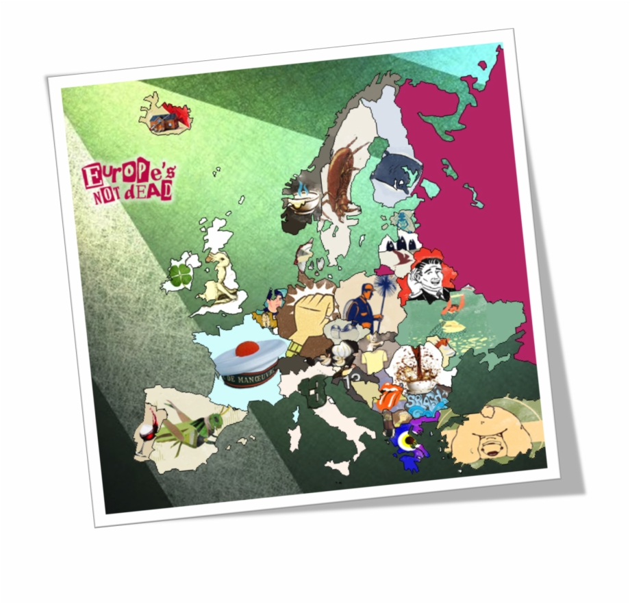 European superstitions is not. Europe clipart animated