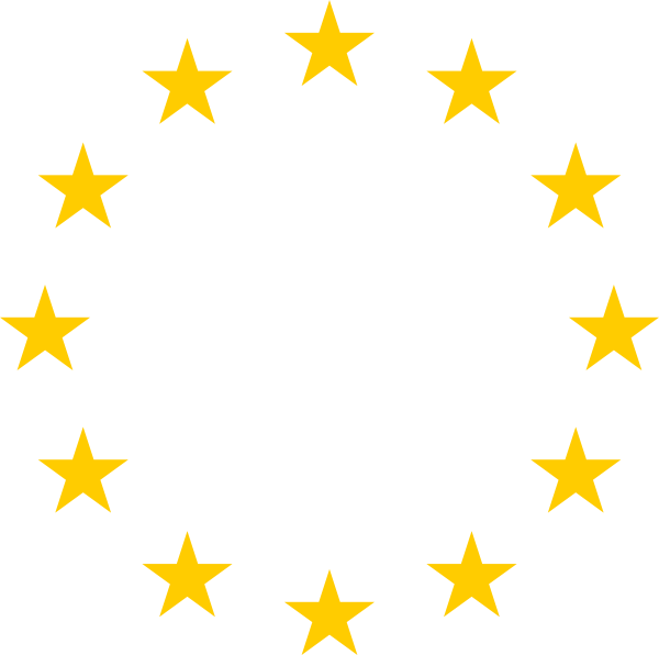 European stars clip art. Europe clipart big