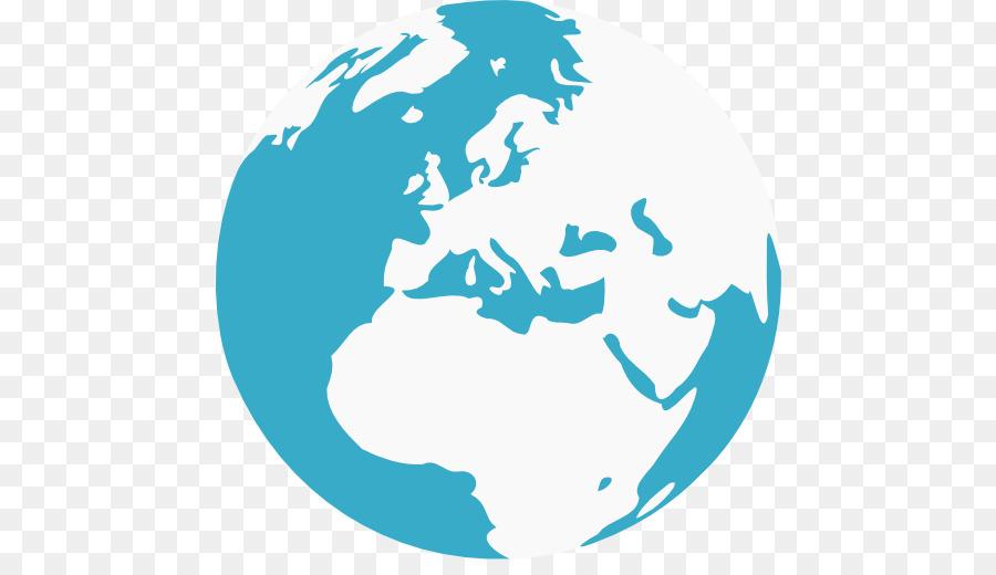 Cartoon drawing globe world. Europe clipart cool earth