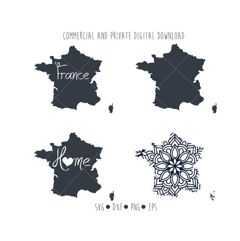 France download digital files. Europe clipart cut out
