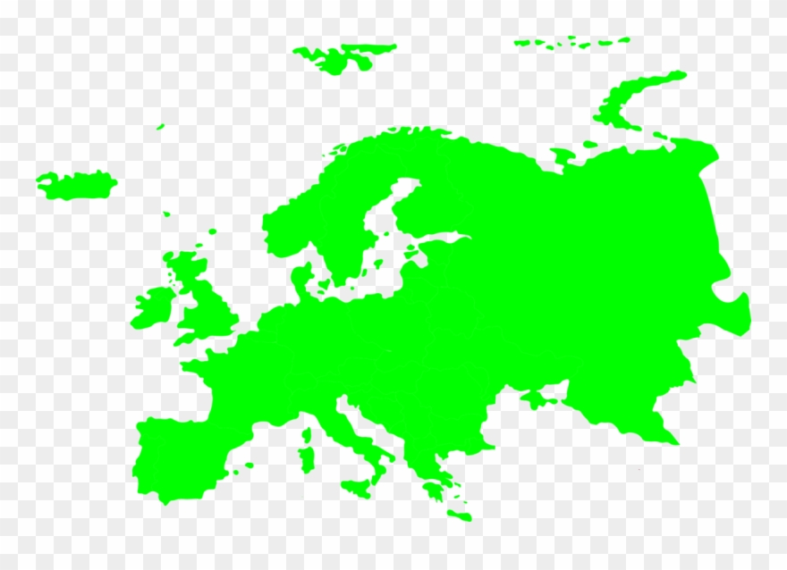 Simple map drawing at. Europe clipart easy